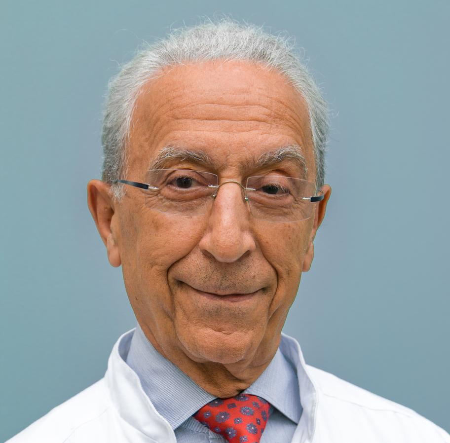 Prof. Madjid Samii, MD